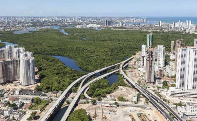 Soluções baseadas na natureza: Parque dos Manguezais, em Recife