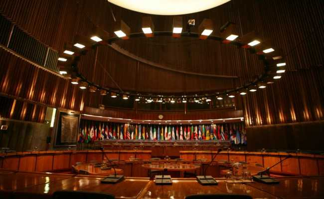 Sede da CEPAL, em Santiago do Chile. Foto: Carlos Vera/CEPAL