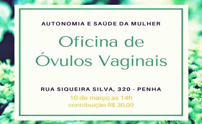 oficina de óvulos vaginais