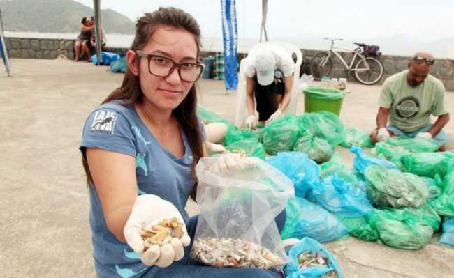 Estudo sobre poluição do mar por drogas