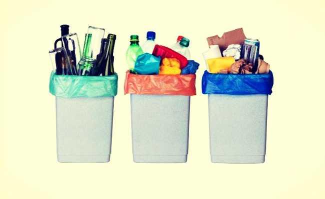 Como fazer coleta seletiva em casa