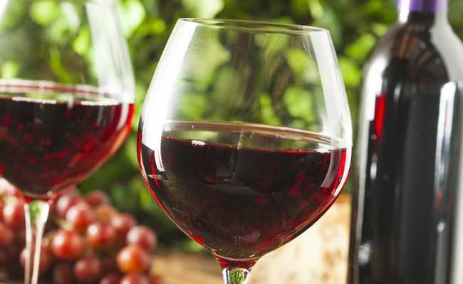 Vinho tinto faz bem à saúde