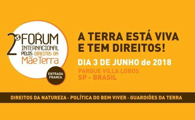 2º Fórum Internacional pelos Direitos da Mãe Terra
