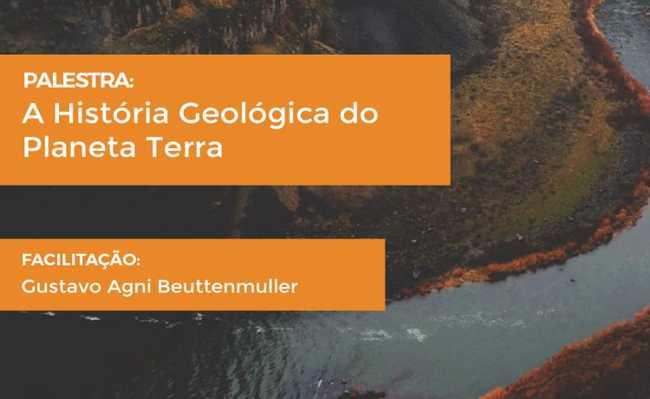 história geológica do planeta Terra