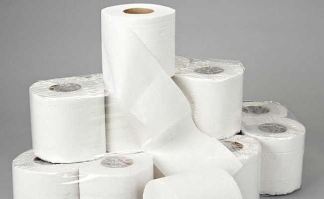 Papel higiênico usado pode ser reciclado