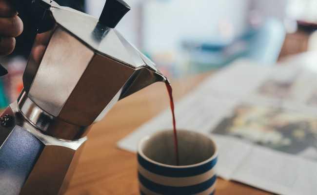 Cafeteira italiana - como fazer café sustentável