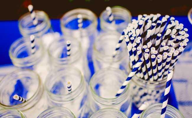 Canudo de plástico banido em Vancouver