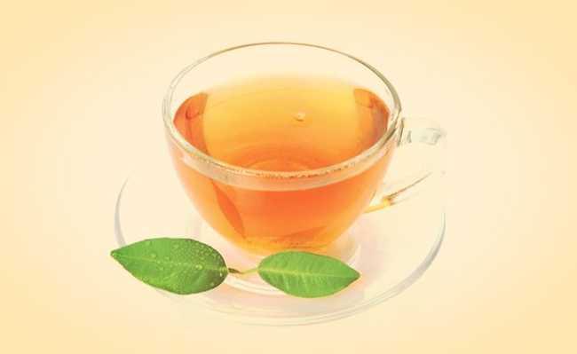 Chá folha de pitanga