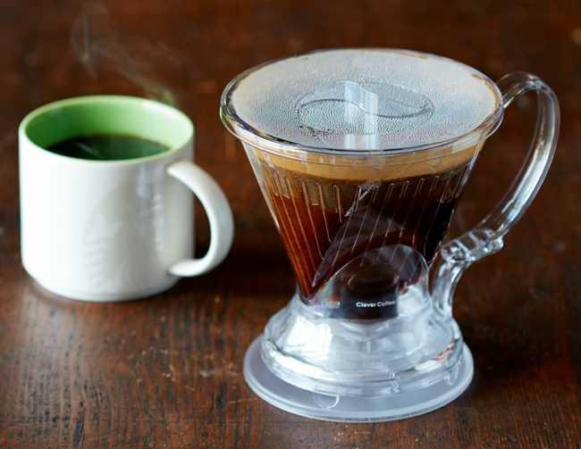 Como fazer café? Clever dripper é novidade