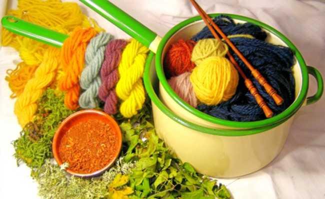 Como tingir roupa? Use ingredientes naturais