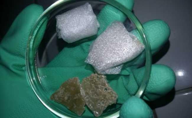 Cristal poroso
