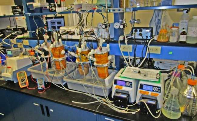 Experimento gera energia a partir de resíduos industriais