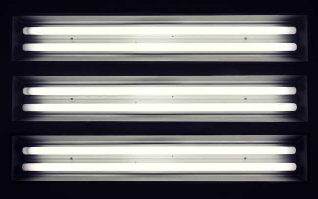 descarte de lampadas fluorescentes