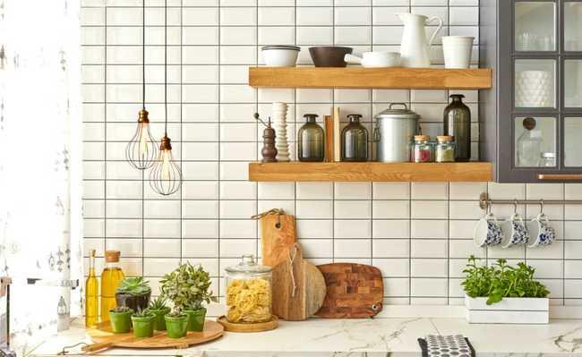 Cozinha sem plástico