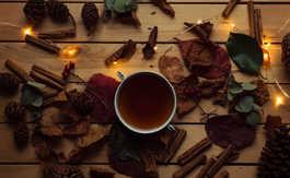 Chá curativo