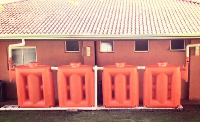 projeto cisterna