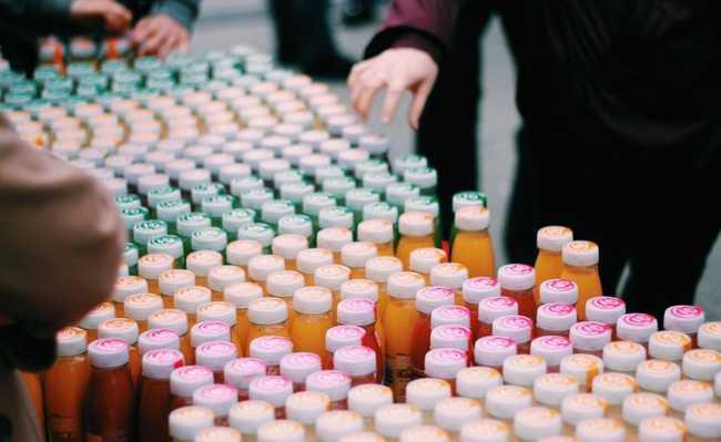 Embalagens plásticas podem conter bisfenol