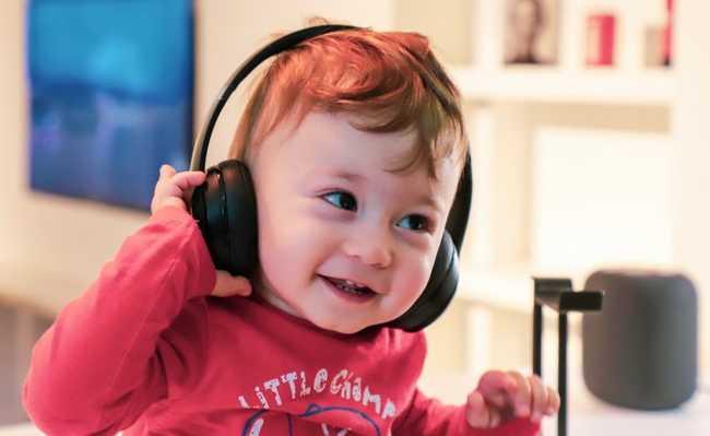 Ouvir música dá energia
