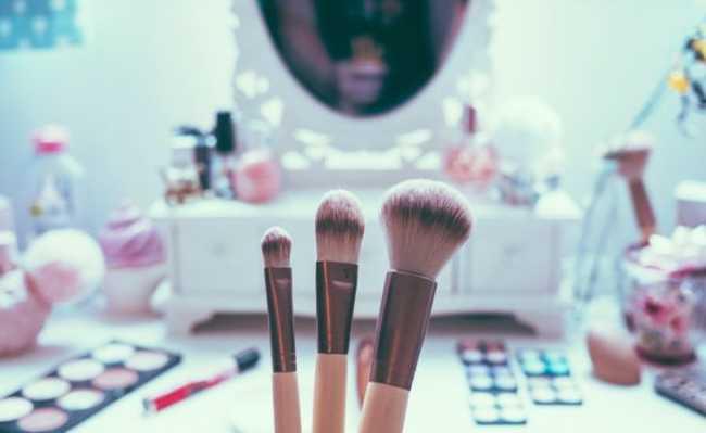 risco dos produtos de beleza