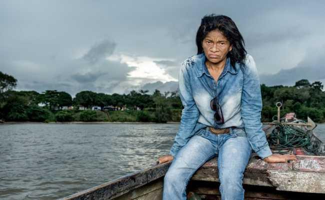 Ambientalista quilombola Maria do Socorro Silva