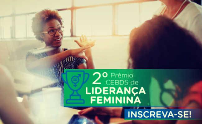 Segunda edição do Prêmio CEBDS de Liderança Feminin