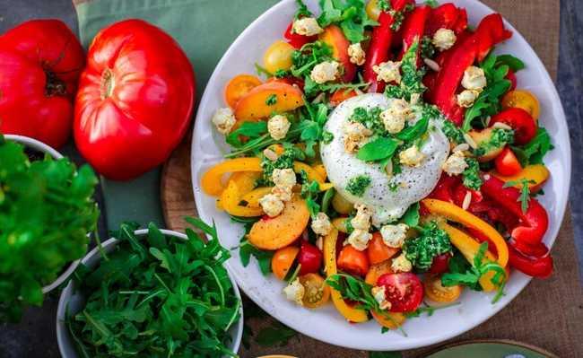 Alimentação saudável evita falta de viatminas