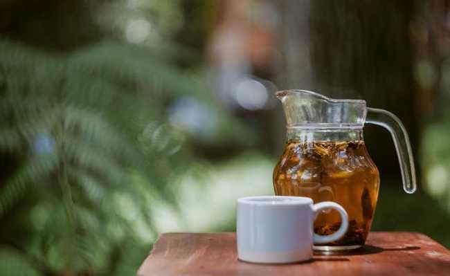 Chá para labirintite