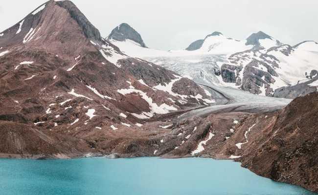 Derretimento das calotas polares