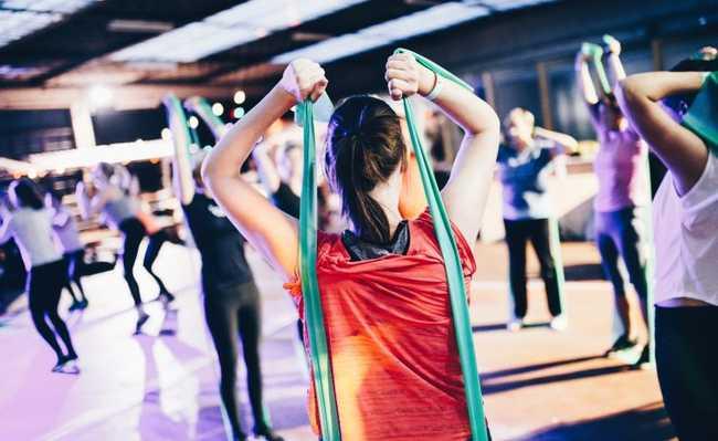 Exercício físico ajuda a eliminar toxinas musculares