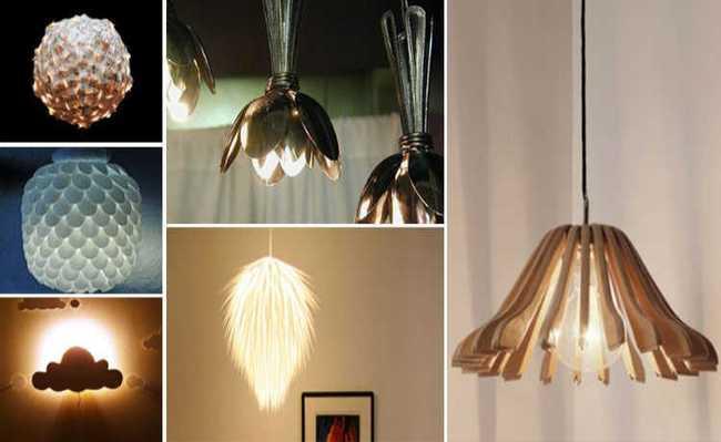 Como fazer luminárias
