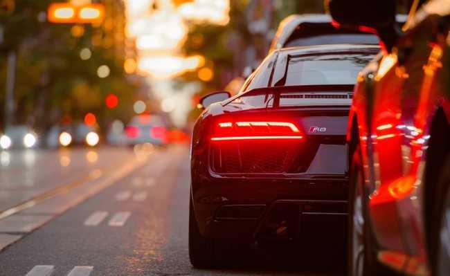 Poluição de carros