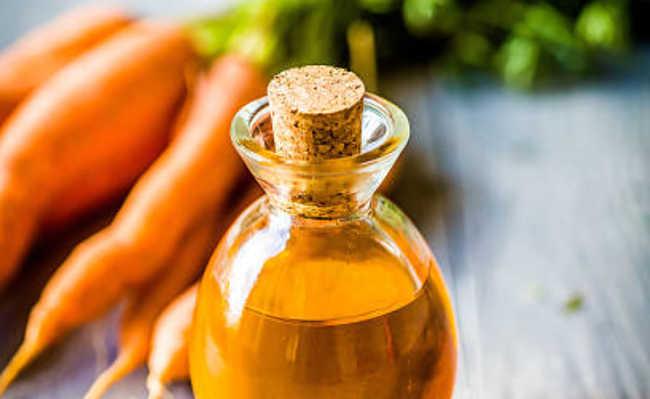 óleo de cenoura