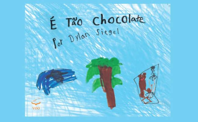 e tão chocolate