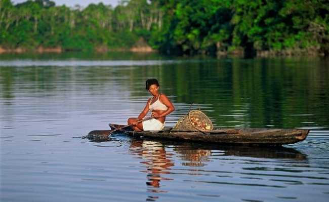 Oriximina, no Pará