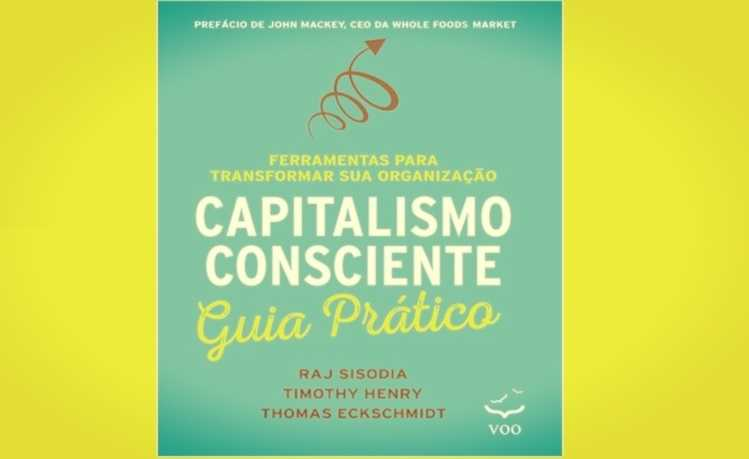 Capitalismo Consciente Editora Voo