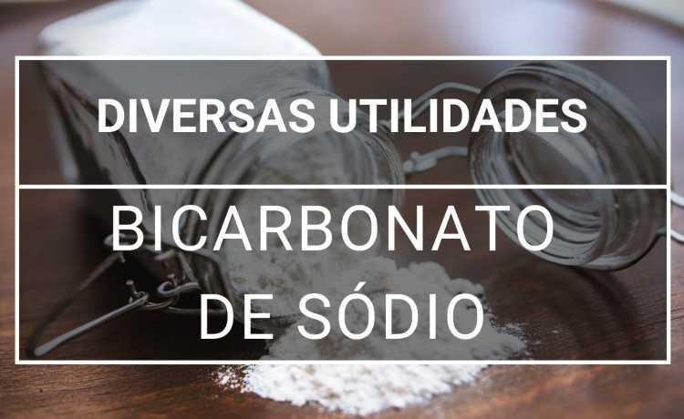 utilidades do bicarbonato