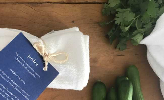 bag para geladeira junibee