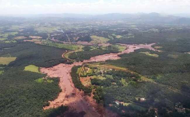 poluição da água - sedimentar