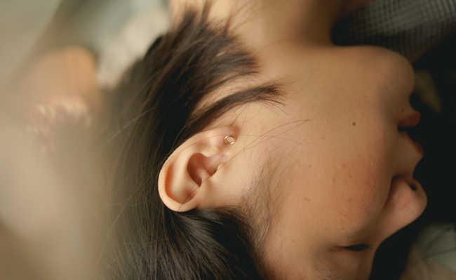Limpeza de ouvido