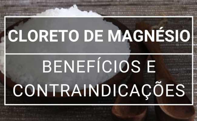 Cloreto de magnésio