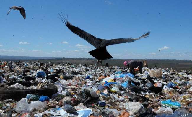 fim do lixão