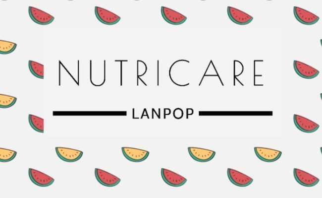 Tela do aplicativo Nutricare criado por alunas da USP