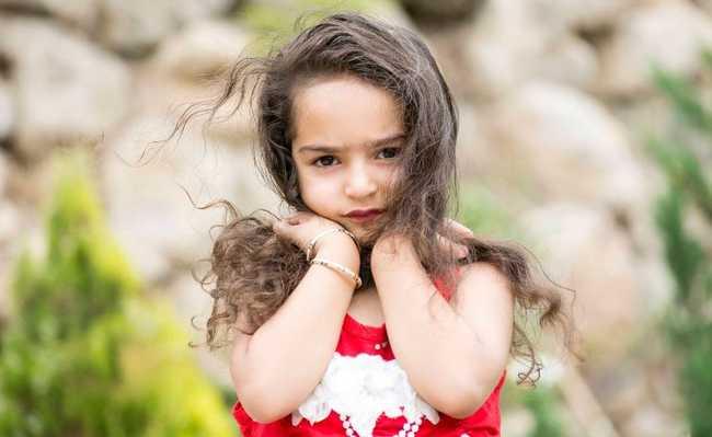 Acidentes de crianças com cosméticos