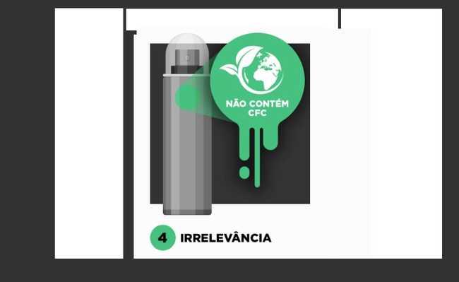 Sinal de greenwashing 4: irrelevância
