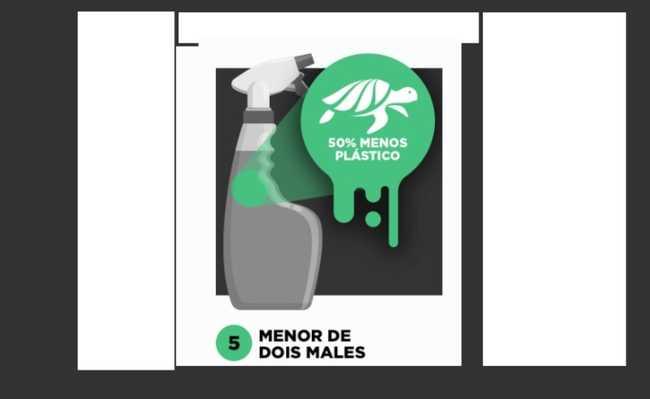 Sinal de greenwashing 5: menor dos males