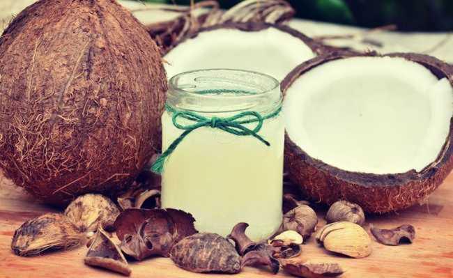 óleo de coco serve para fritar