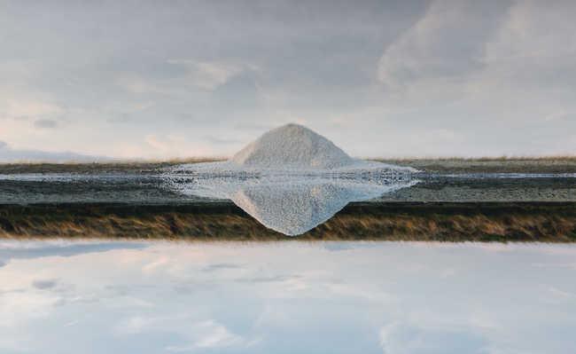 microplástico no sal