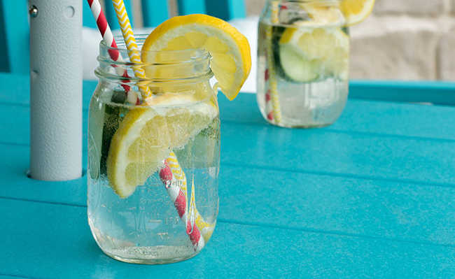 Suco de limão - benefícios