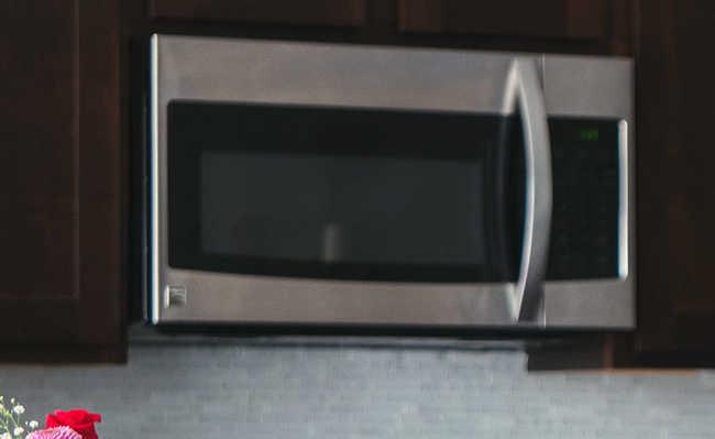 como limpar micro-ondas?