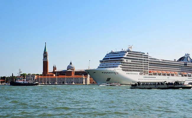 Veneza poluição